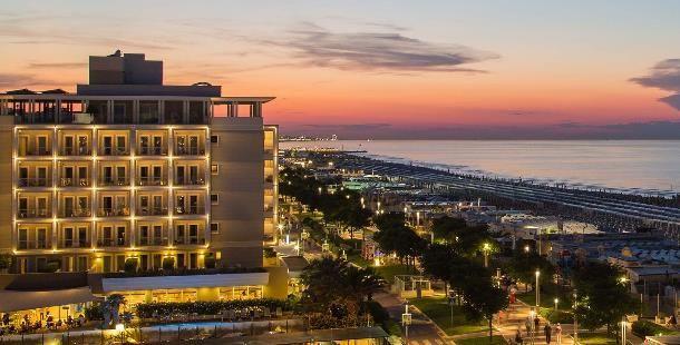 Hotel Ambasciatori Riccione Luxury Resort